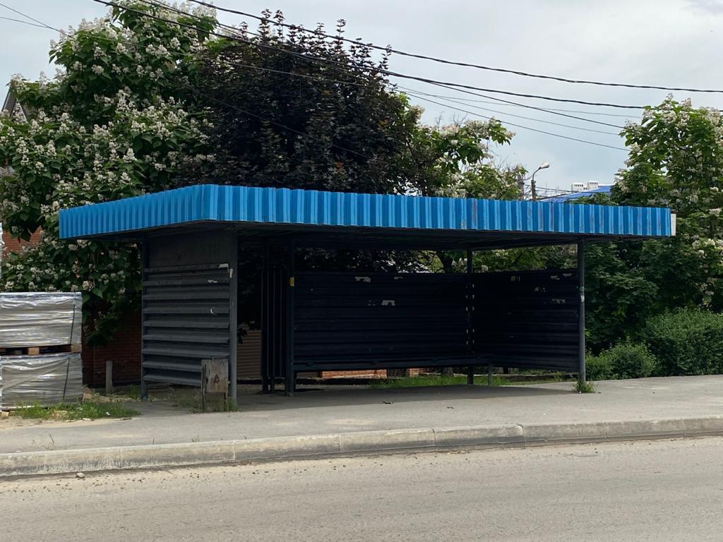В Каменске перенесут автобусную остановку