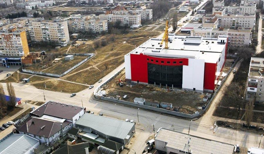 Строительство торгового комплекса в Каменске-Шахтинском завершат в 2023 году
