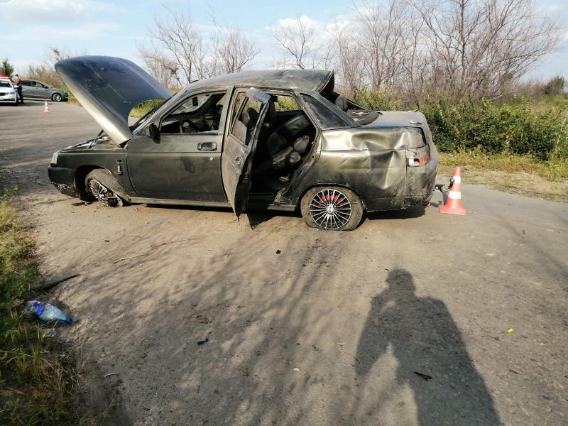 В Каменске-Шахтинском в ДТП погиб 17-летний подросток