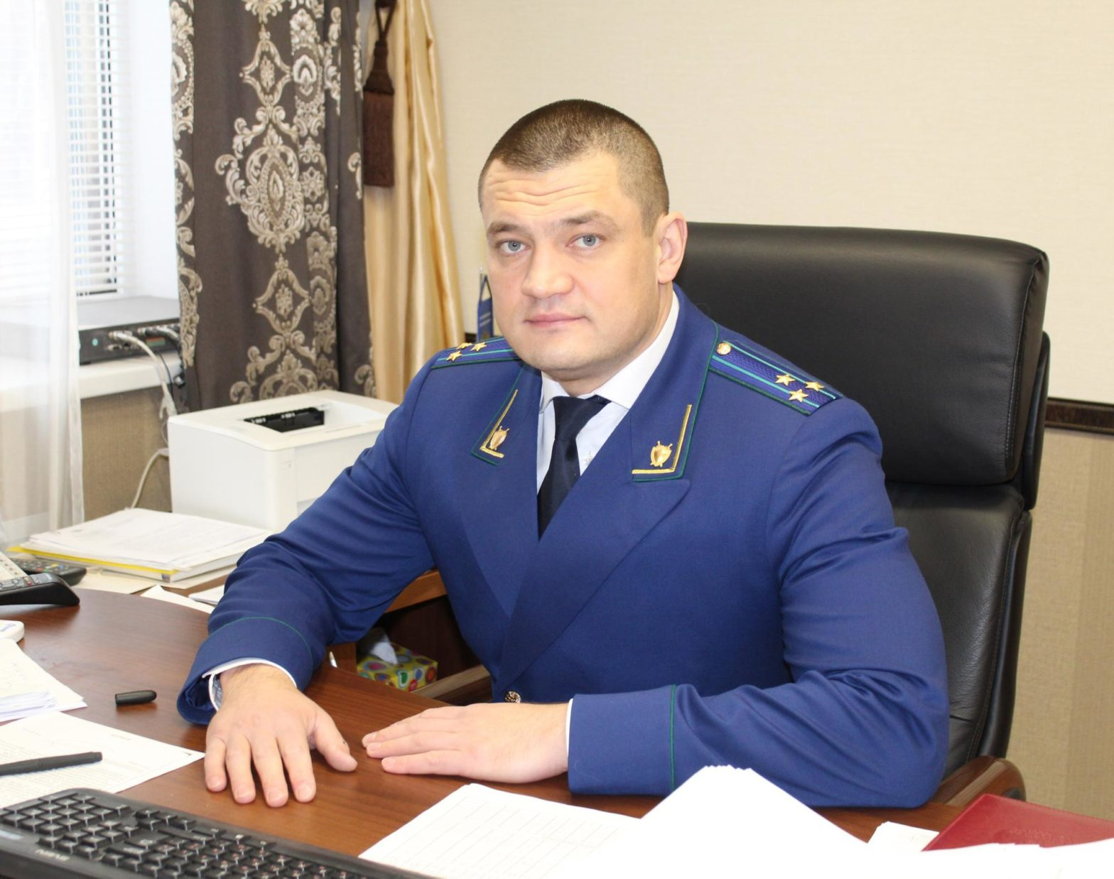 Каменский городской прокурор возглавил Азовскую межрайонную прокуратуру