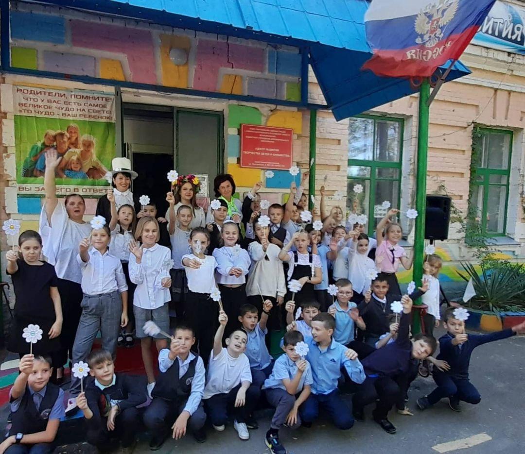 В каменском Центре развития творчества детей и юношества прошел День открытых дверей
