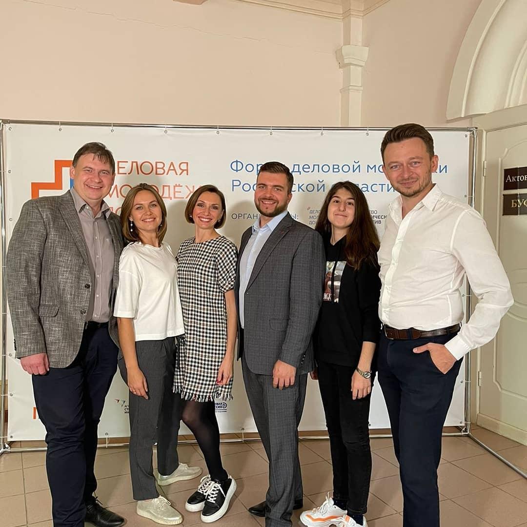 На базе Каменского технологического института прошел форум деловой молодежи
