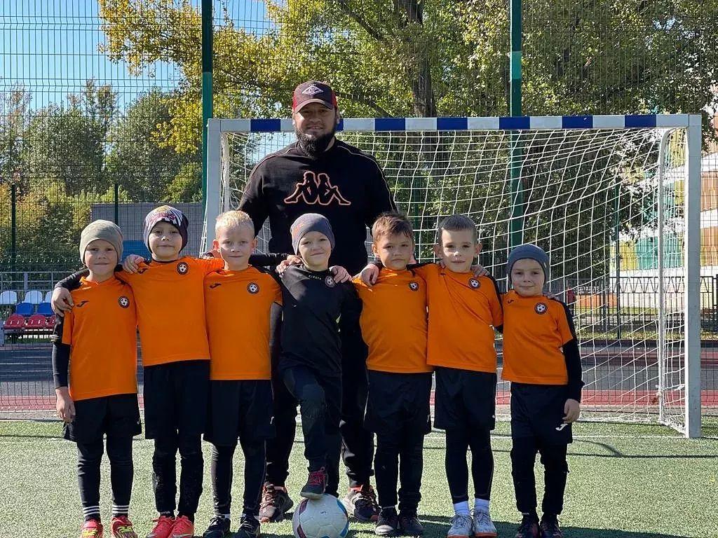 Юные каменские футболисты выиграли первенство Ростова