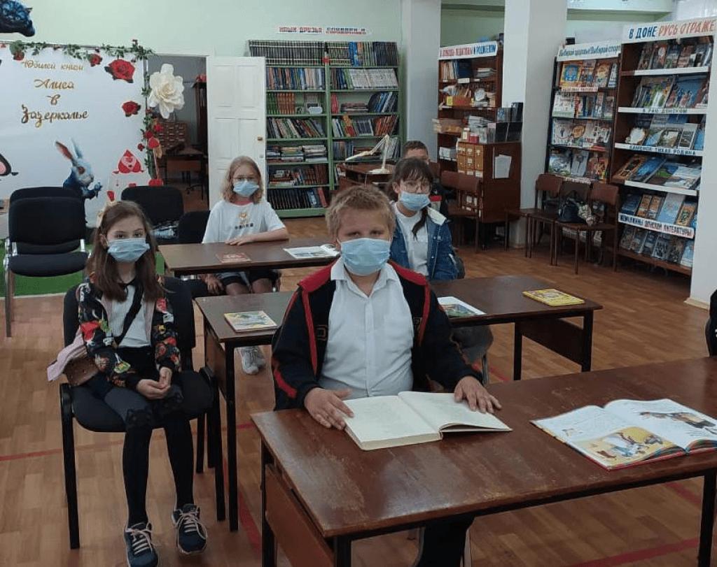 В Каменске прошли мероприятия, посвящённые Дню русского языка