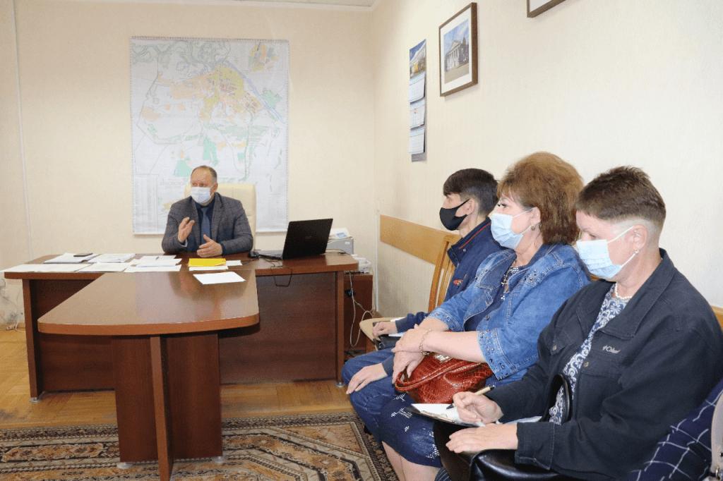 В Администрации Каменска-Шахтинского обсудили вопросы вакцинации