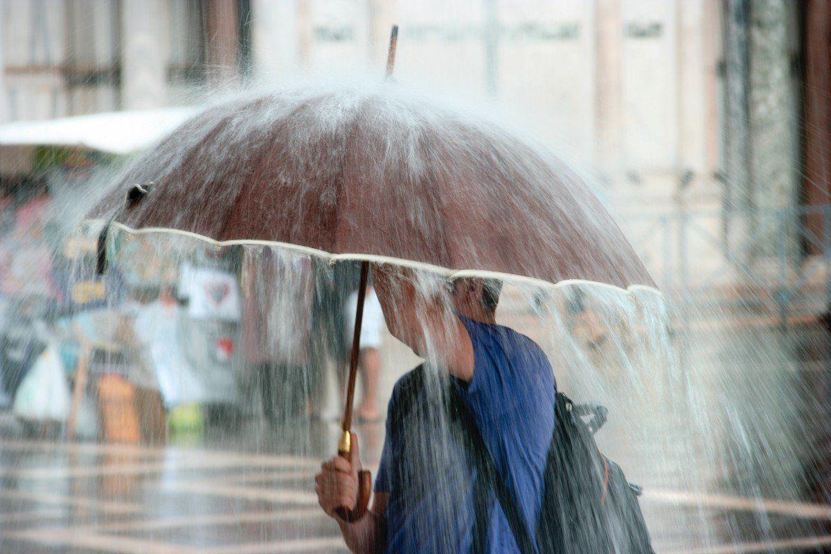 После долгой жары в Ростовскую область придут сильные ливни