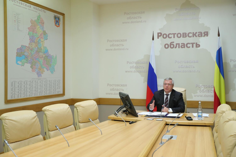 В Ростовской области скорректированы санитарные ограничения