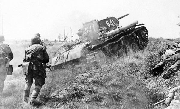 23 августа — День разгрома советскими войсками немецко-фашистских войск в Курской битве