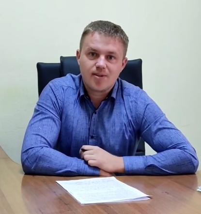 О работе по благоустройству Каменска рассказал директор департамента ЖКХ
