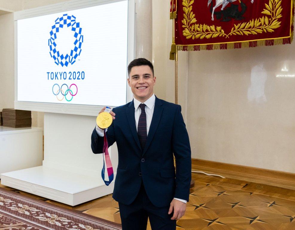 Сложнейший элемент гимнастики назвали в честь ростовчанина Никиты Нагорного