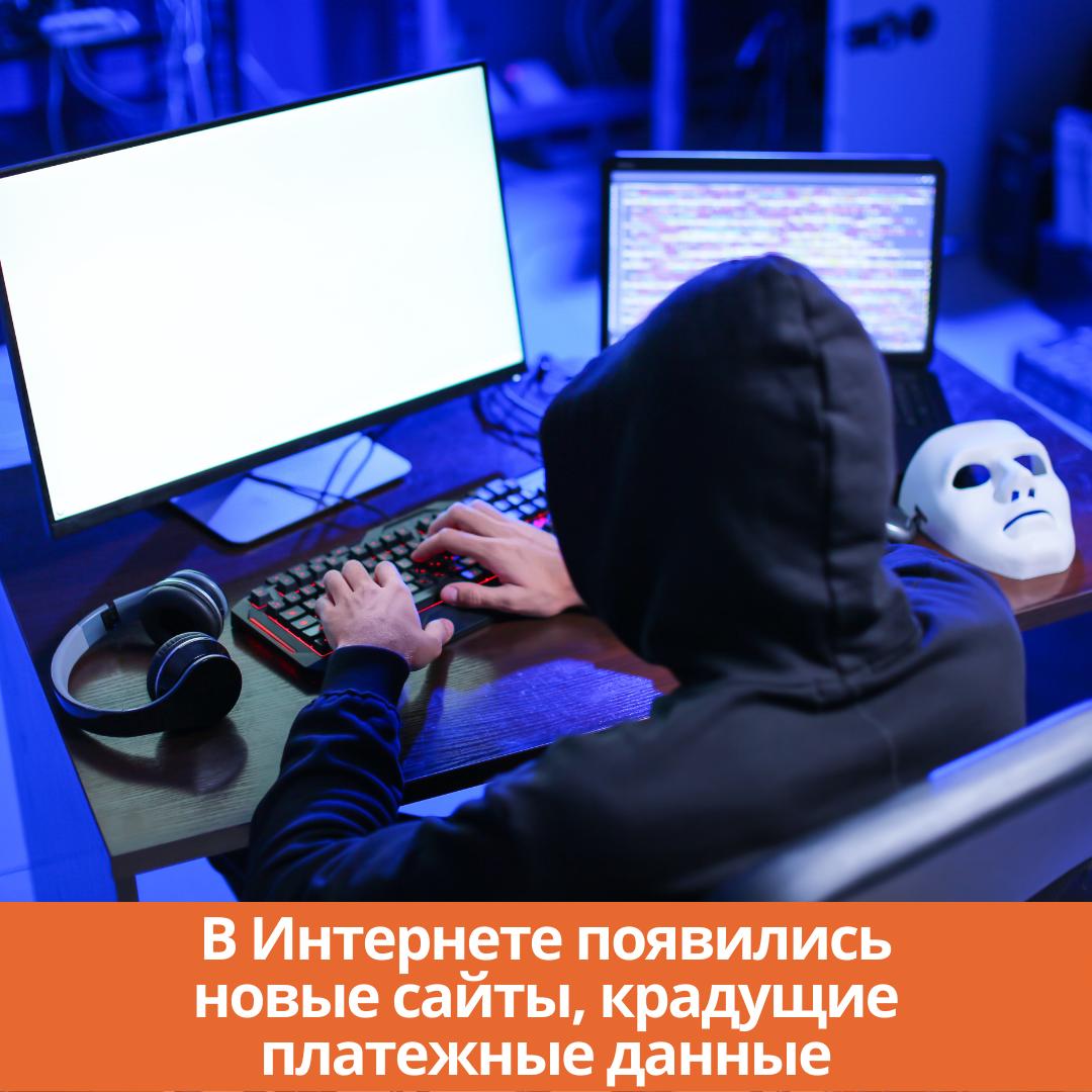 В Интернете появились новые сайты, крадущие платежные данные