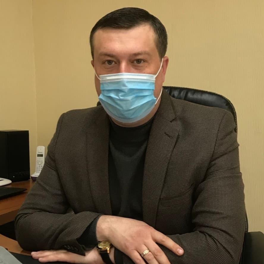 Главный врач ЦГБ Каменска обратился к жителям