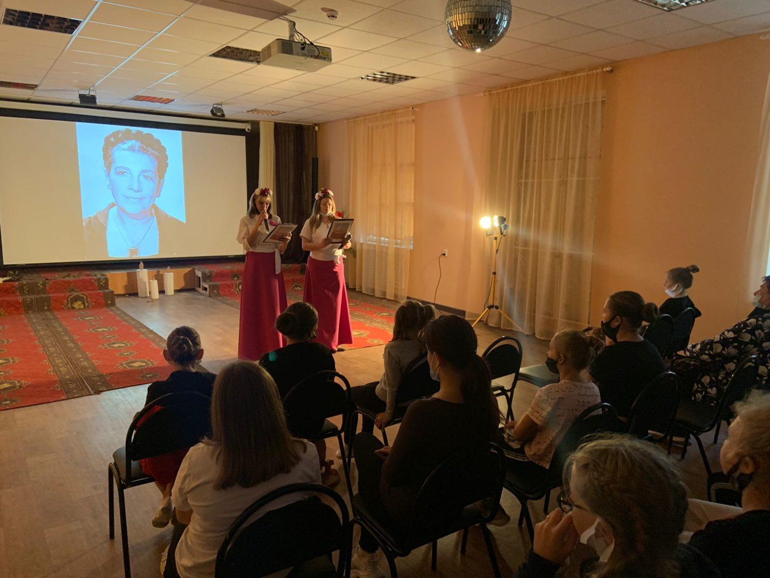 В Заводском состоялся виртуальный концерт «Березки»