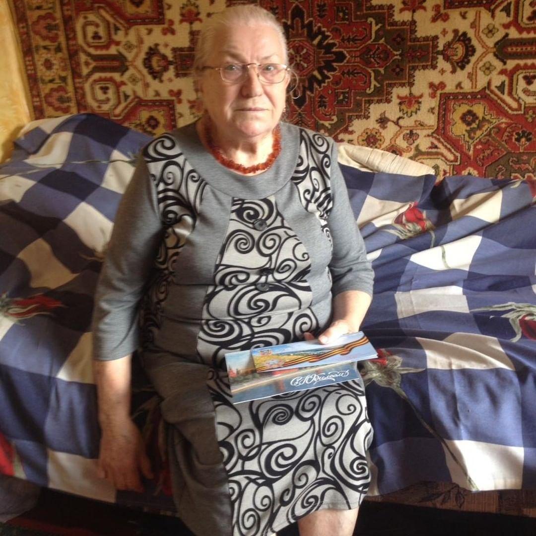 Труженик тыла Лидия Федоровна Шемякина отметила 90-летний юбилей