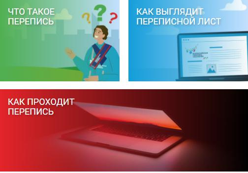 С 15 октября по 14 ноября пройдет Всероссийская перепись населения