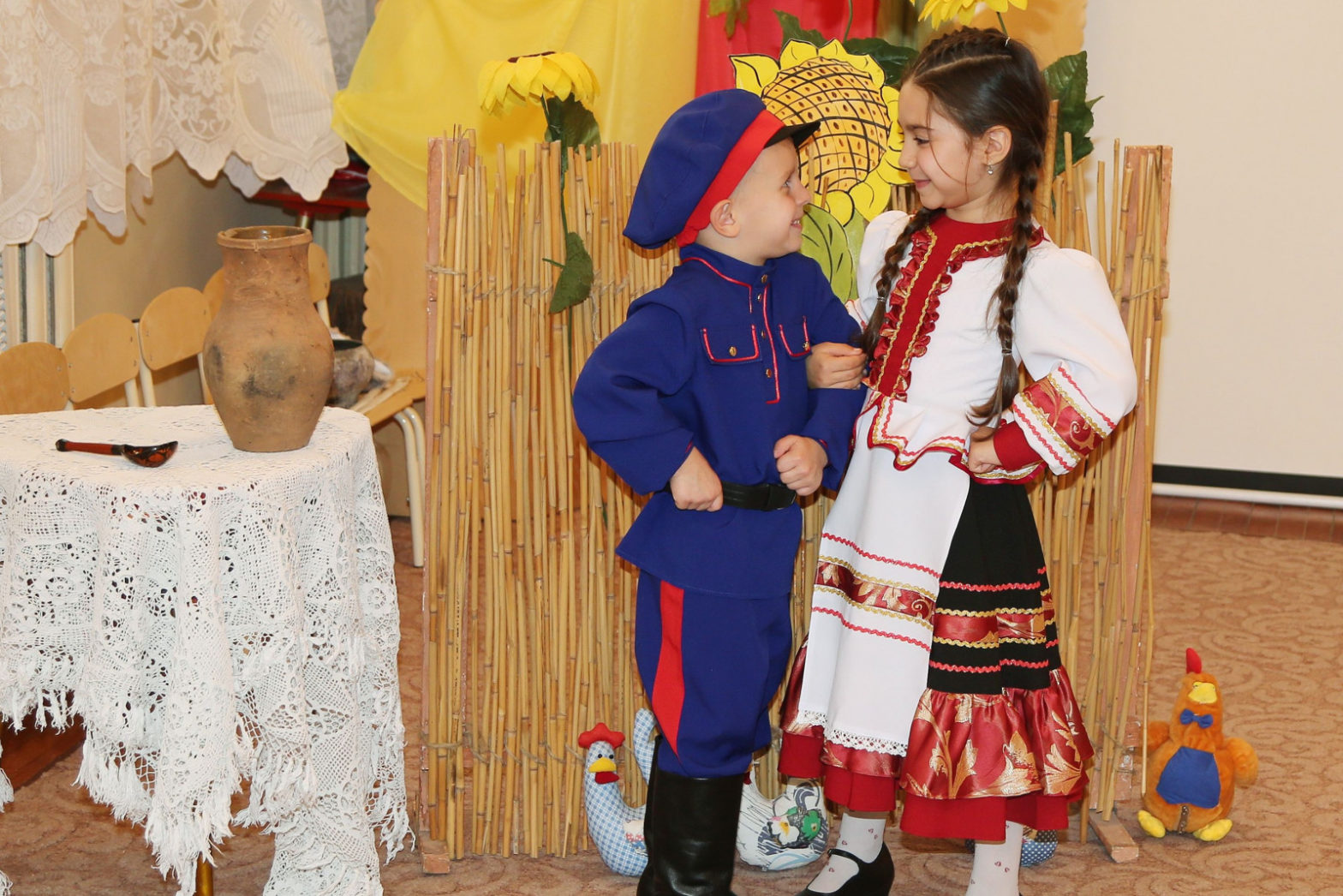 В Ростовской области 24 детских сада и школы получили статус «казачьи»